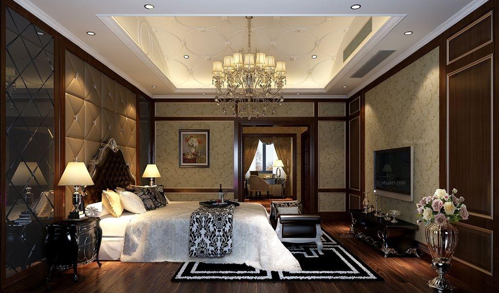 东山国际新古典风格别墅装修案例