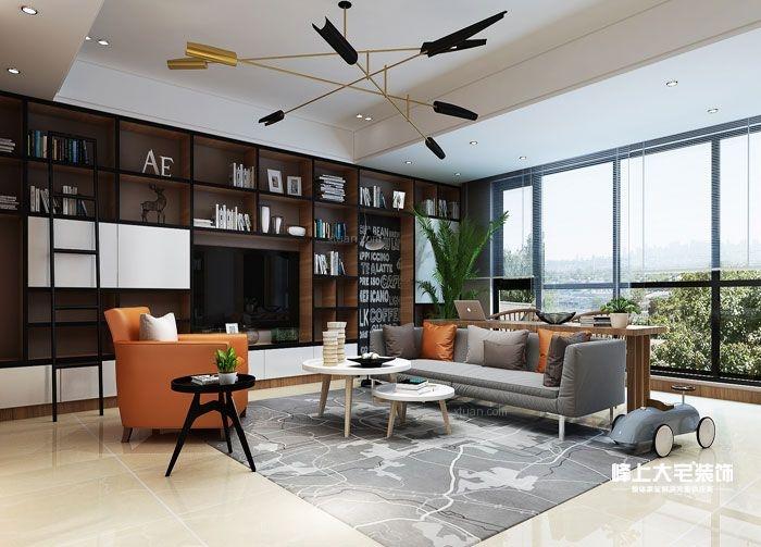 办公室 家居 起居室 设计 装修 700_503