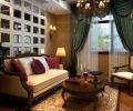 K2百合湾180㎡简欧公寓