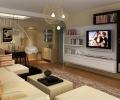 东方世纪园100㎡现代简约公寓