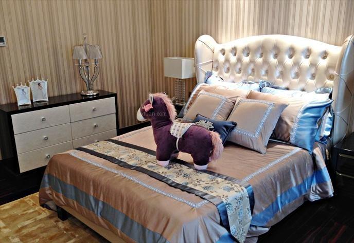 两居室欧式风格小卧室