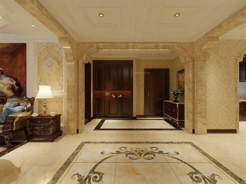 三室一厅欧式风格客厅