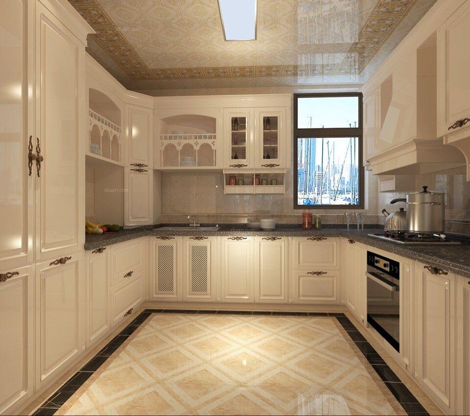 老洋房欧式风格厨房图片