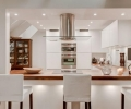 拒绝尘埃,白墙木地 玻璃窗演绎经典的纯净美家