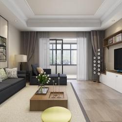 杭州下沙量房验房装修设计案例