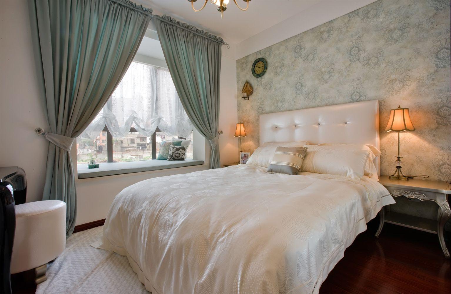鲁能7号别墅的法式古典装修设计