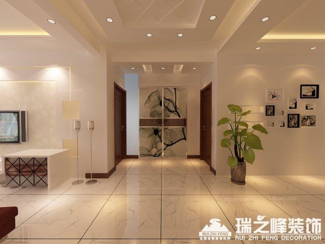 【瑞之峰】丰乐家园新中式风格