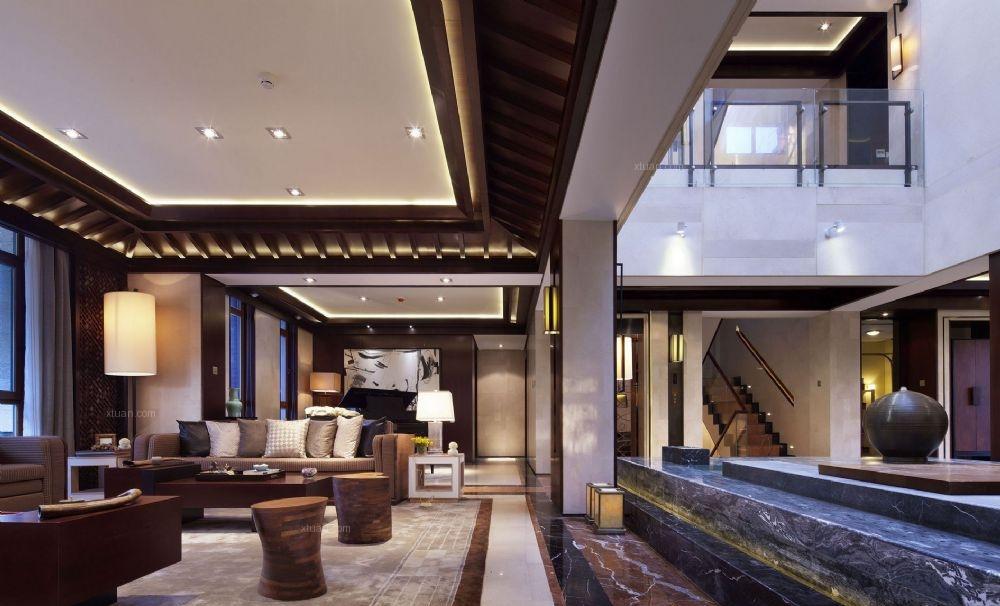 泰禾·北京院子中式风格