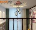 【呼市实创装饰】万豪美墅城丨120平米复式中式丨经典装修案例