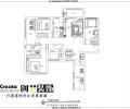 和居邕江郡案例-89m²现代简约风格