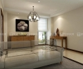 松江英郡雷丁别墅现代风格设计方案
