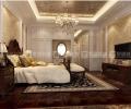 中海紫御豪庭400平别墅欧式新古典设计