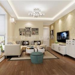 黄浦区瑞康苑73平户型装修设计方案