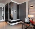新华世纪园四房户型装修现代风格设计