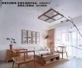 邯郸实创装饰 左岸风桥89㎡优雅新中式