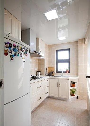 两居室混搭风格厨房软装