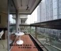 邯郸实创装饰|现代海棠湾95㎡两室简约风