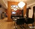 后现代演绎金屋一区三居室