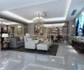 新弘国际城别墅现代风格设计