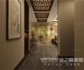 龙景逸墅193平米中式风格设计装修效果图