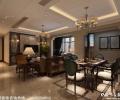 成都川豪装饰设计无国界—中式古典风格装修案例