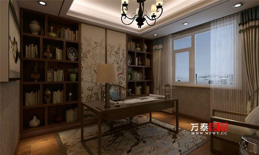 寿光美林御苑-260平-新中式奢华大宅