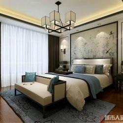 蔷薇溪谷140平现代风格