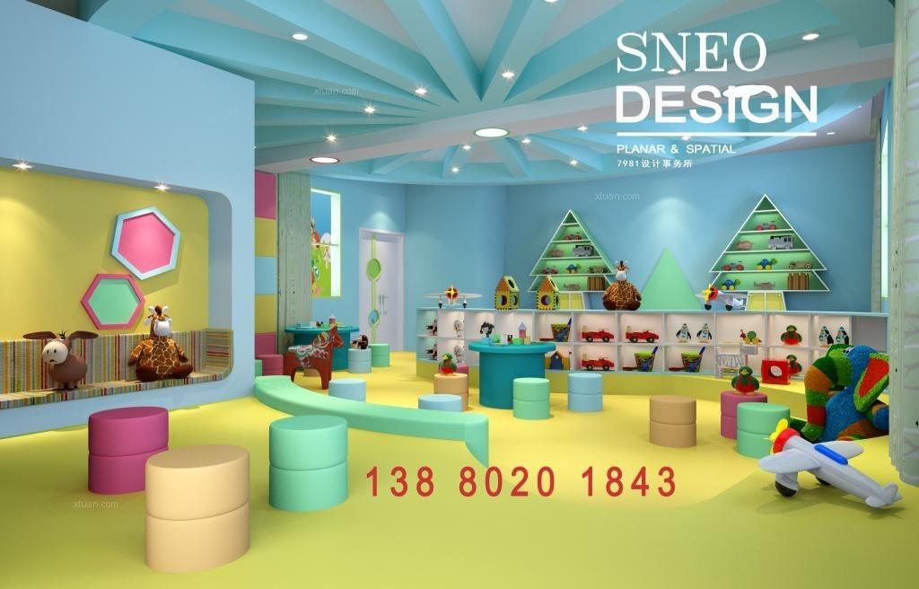 宜宾幼儿园设计 成都专业幼儿园装修设计公司