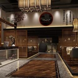 美食广场餐厅设计