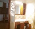 【实创装饰】百步亭金桥汇143平三居室简中混搭风格全包完工图