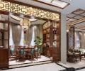 玫瑰里别墅装修新中式风格设计