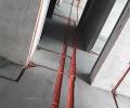【实创装饰】楚天都市雅园90平三居室现代风格全包水电篇