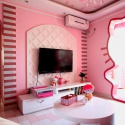 少女梦,粉红Hello Kitty来了