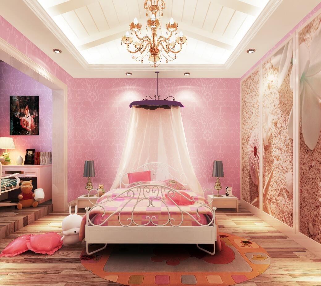 别墅小卧室