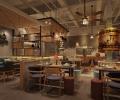 《一加億茶餐厅设计》-成都茶餐厅装修设计-成都专业餐厅设计