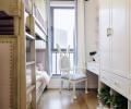【实创装饰】汉水琴台休闲北欧风格装修效果图案例