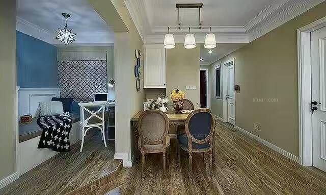 90平三室一厅一厨一卫
