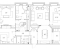 美式经典住宅装修效果图