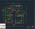 【实创装饰】顶琇国际城129平四居室新中式风格全包