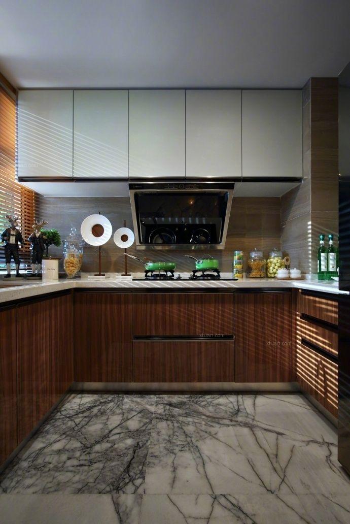 两居室欧式风格厨房