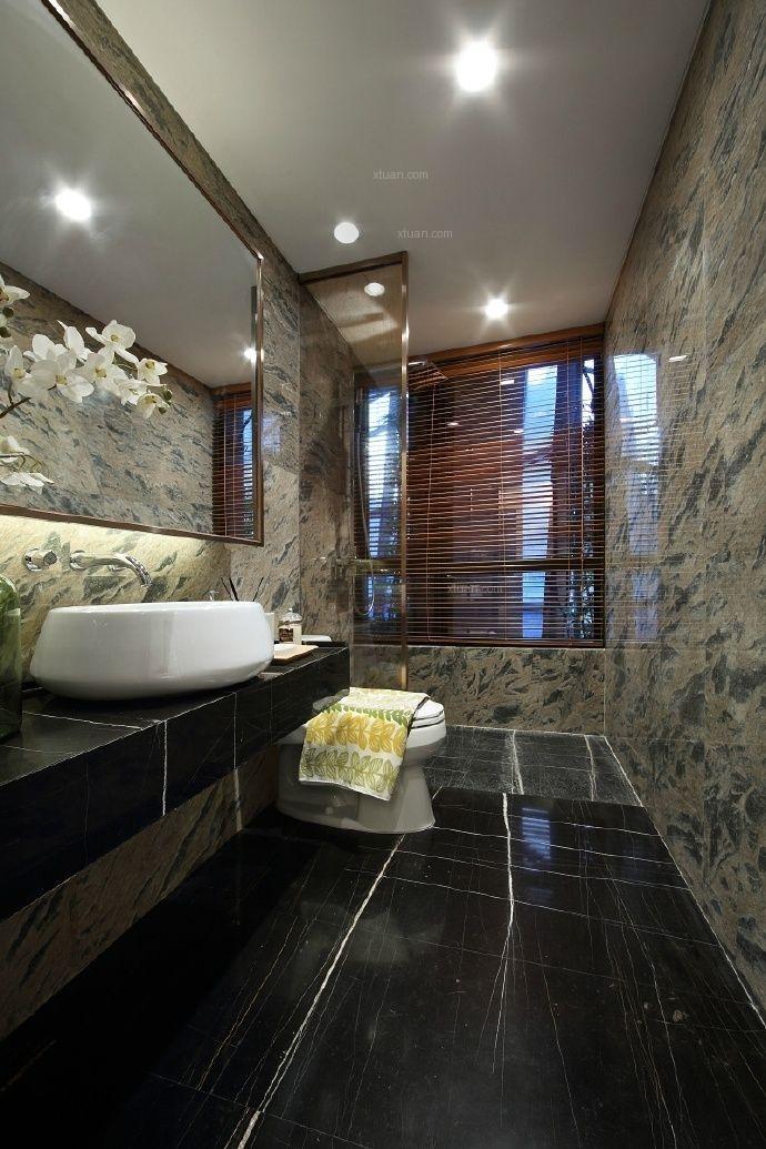 两居室欧式风格卫生间