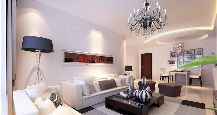 天疆郦城二期三室一厅