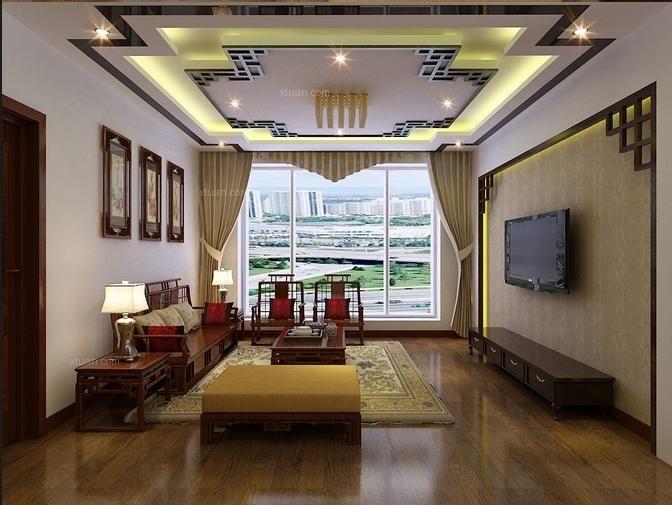 海岸江南三室一厅