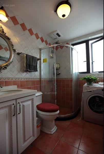 三室一厅厕所
