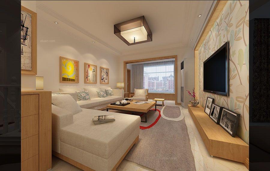 三室一厅客厅