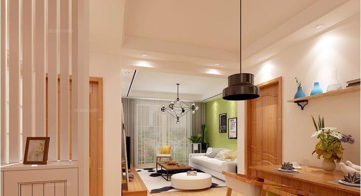 金山佳苑两室一厅