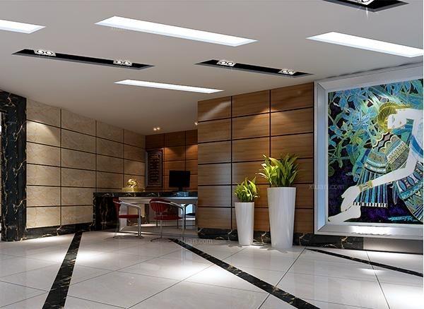 现代简约宾馆
