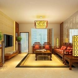 香樟林3室一厅