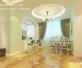 唐山锦绣花苑137平米三居室
