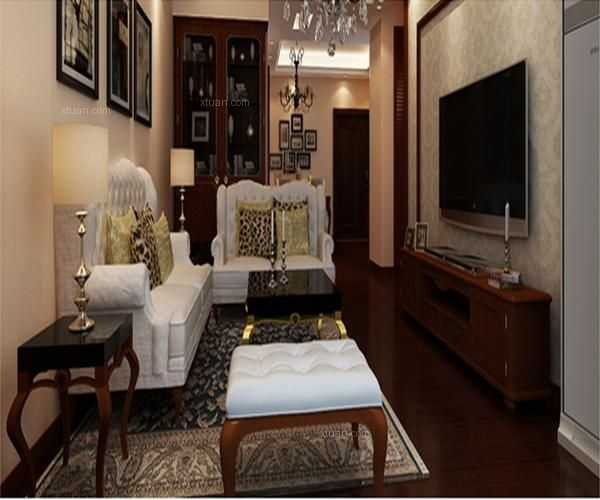 上海公馆三室一厅